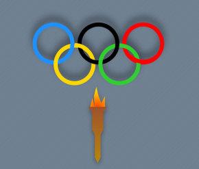 奥运五环火炬光标ui特效